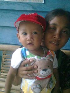 habib and mom