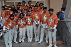drum corps UMY