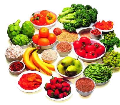 Makan yang berserat seperti apa?